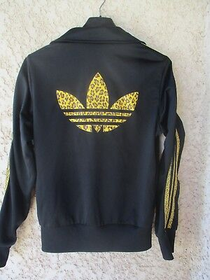 Design Tracktop Veste Jacket Adidas 38 Collection Léopard Trefoil Sport Giacca WEH2I9YDbe