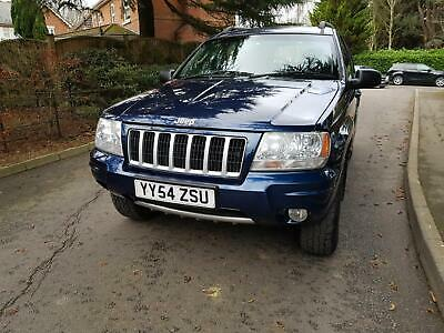 2005 JEEP GRAND CHEROKEE 2.7 CRD Limited XS 5dr Auto