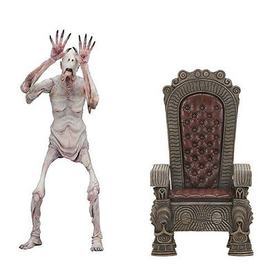 NECA Pan's Labyrinth Guillermo del Toro Signature Collection Pale Man Figure New