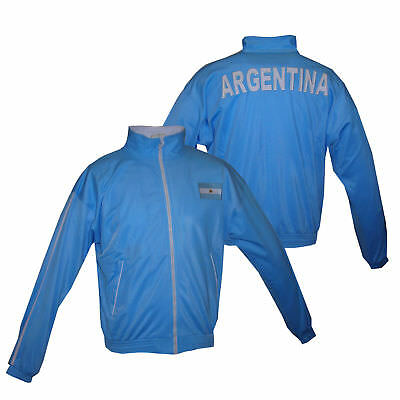 excellent quality shopping new design ARGENTINIEN -RETRO-SPORTJACKE-NEU-GR.152-164-176-M-L - EUR 9 ...