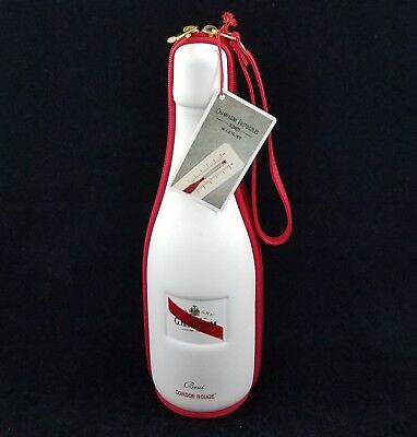 GH Mumm Cordon Rouge Champagne Carry Storage Case For Single Bottle NEW