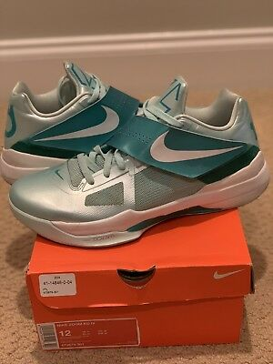 big sale 8fc78 1a2bf Nike Zoom KD IV 4 Easter Kevin Durant - Box Included - Size 12