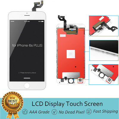 For Apple iPhone 6S Plus Screen Replacement LCD Display Digitizer Screen White