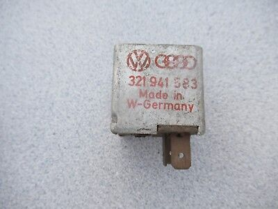 1975-1980 Headlight Flasher Relay 441941883B Porsche 924