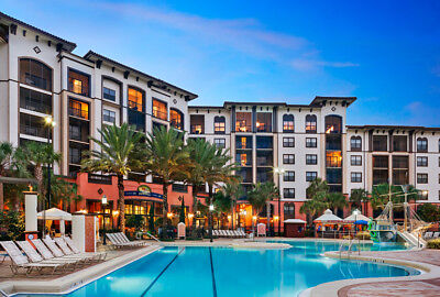 Sheraton Vistana Villages, Orlando, FL, 1 Bedroom + Kitchen, April 2019
