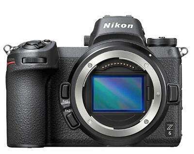 Nikon Z6 Body only (English/Fren/Portu/Nethe/Chi)