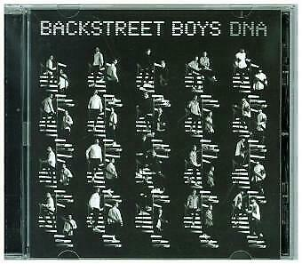 Backstreet Boys - Dna CD Rca Int. NEW