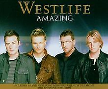 Amazing by Westlife | CD | condition acceptable