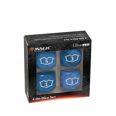 Loyality Blue Dice - UP Set di Dadi Deluxe (6 Facce)
