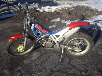 Moto Trial Fantic Motor Section 250