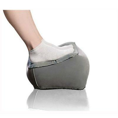 Inflatable Foot Rest Pillow Cushion Ottomans for Home Office & Travel