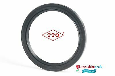 8x34x8mm Oil Seal Nitrile Rubber Double Lip R23/TC 8mm Shaft