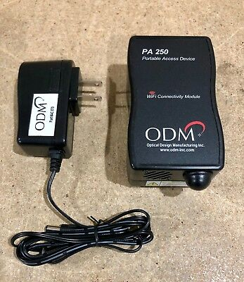 ODM PA 250 Portable Access Device