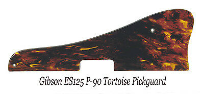 ES-125 Transparent Tortoise Pickguard & Bracket for Gibson Guitar Project NEW