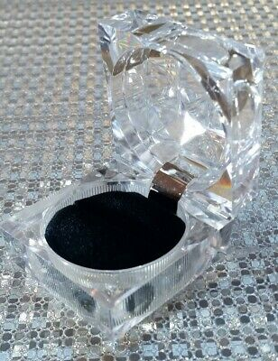 Wholesale High quality Transparent Jewellery Box - Ring Earring Gift Box.