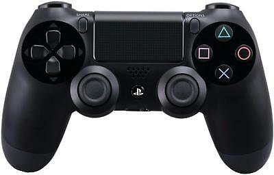 Sony PS4 Dualshock 4 Wireless Controller - Jet Black