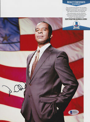 David Alan Grier In Living Color Signed Autograph 8x10 Photo Beckett BAS COA #2