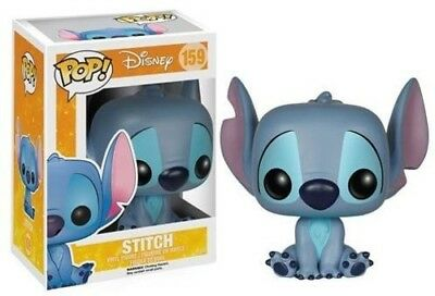 Lilo & Stitch - Stitch Seated - Funko Pop! Disney (2015, Toy NUEVO)