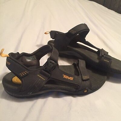 7ee4c639eff Teva Toachi Sandals Men s 4155 Sport Hiking River Water Trail Adjustable Sz  12