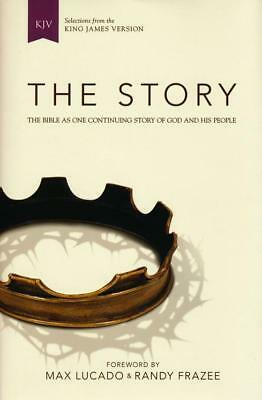 The Bible Story, KJV Text, Continuing Story of God & His People, 2013 HB