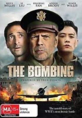 THE BOMBING-DVD-Bruce Willis-Region 4-New AND Sealed
