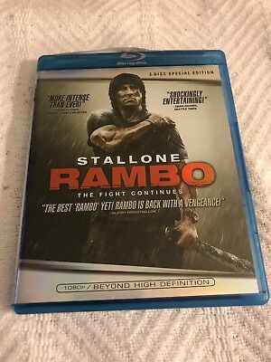 Rambo [New Blu-ray] Special Edition, Subtitled, Widescreen, Ac-3/Dolby Digital