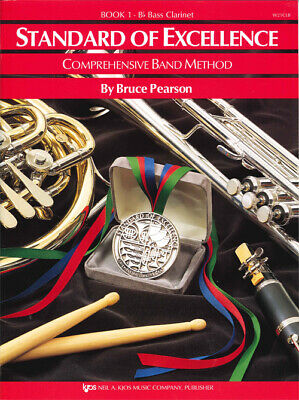 Standard of Excellence (SOE) Book 1, Bass Clarinet - Pearson
