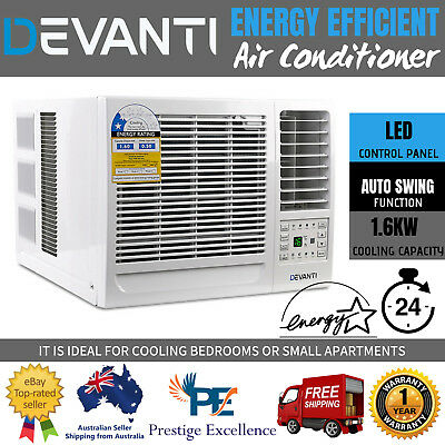 1.6KW Window Air Conditioner Wall Box Refrigerated Cold Air Remote Room Cooler