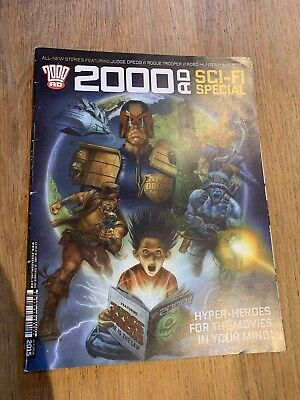2000AD Sci-Fi Special 2015. Comic Book. UK