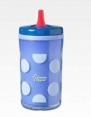 Tommee Tippee Kids on The Go Insulated Big Chill Spots 380ml, Purple