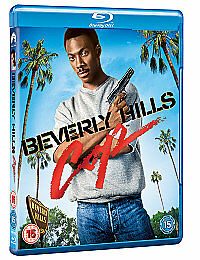 Beverly Hills Cop (Blu-ray, 2011) *New & Sealed* Freepost In Uk.