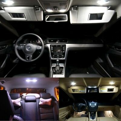 VW T4 Transporter 4x LED SMD Innenraumbeleuchtung Set Exklusive WEISS