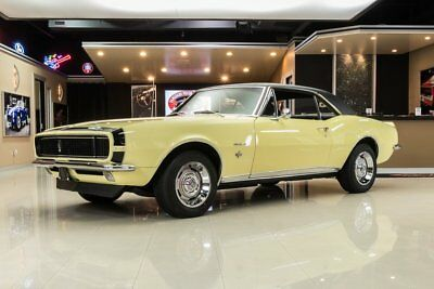 1967 Chevrolet Camaro  Camaro! GM 327ci V8, # Matching Powerglide Automatic, RS Headlights, PS, A/C