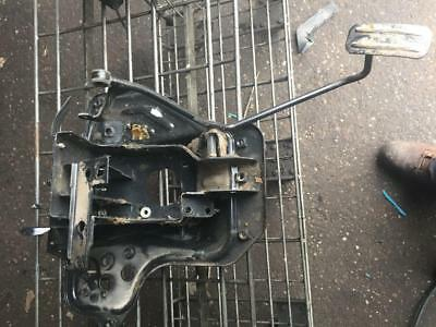 Vw T4 Transporter 1990 - 1999 Clutch Pedal Mounting Plate 702721039