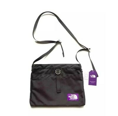 8edbc3fb1a The North Face Katie Sling Prussian Blue Heather Black Women s Bag A6SK-G1Y.   39.95 Buy It Now 15d 5h. See Details. North Face Purple Label Small  Shoulder ...