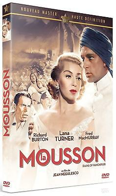 "DVD ""La Mousson"" Richard Burton  NEUF SOUS BLISTER"