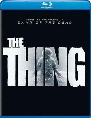 THING (2011) (Region A BluRay,US Import,sealed.)