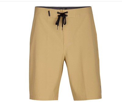 5c7cb04530 Hurley Phantom One and Only Stretch Board Shorts Gold 890791-724 18