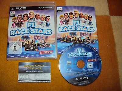 F1 Race Stars PS3 / Playstation 3 !! Sehr Guter Zustand !!