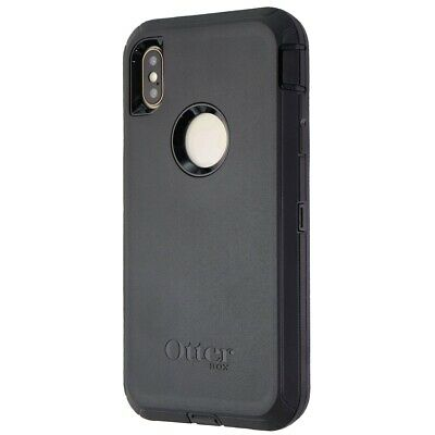 INCOMPLETE OtterBox Defender Series Case for Apple iPhone XS Max - Black