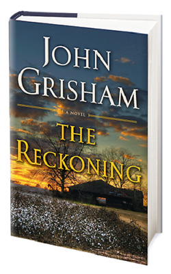 The Reckoning by John Grisham (2018, Hardcover Book) First Edition NEW