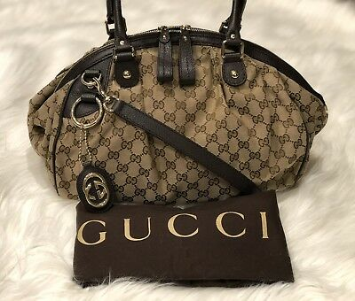 a652dadfdaa GUCCI HANDBAG NEW with tags authentic 271624 -  1
