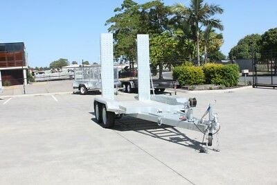 Plant Trailers 2.8t / Scissors Lift Trailer / Bobcat E17 / E20 Trailer