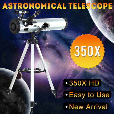 700-76 Astronomical Telescope Pro Enlarge Performance Reflector Star Space Xmas