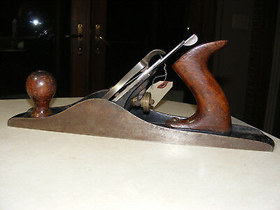 Stanley Bailey Hand Plane No 5C Type 9 (Rosewood) Excellent