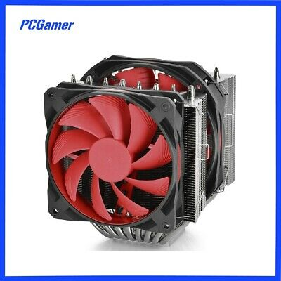 Deepcool Gamer Storm Assassin II CPU Cooler 8 Heatpipes 140+120mm 300RPM PWM