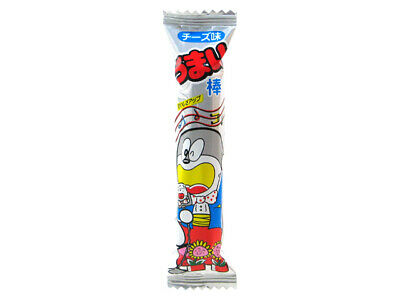 Umaibou Yummy Stick Cheese Flavour x 30 Full Pack Chips Snack Yaokin