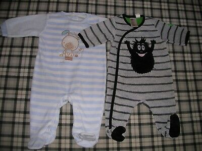 Pijama De H&m De Barbapapa T 3 Meses Y Otro De Early Days T 3-6 Meses..impecable