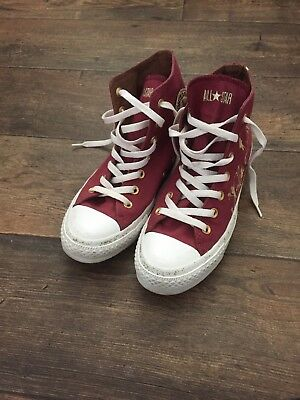 f83d25a0cf2543 LIMITED EDITION CHUCK Taylor Converse All Star Size 5 Worn Once ...