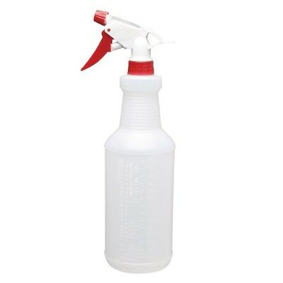 Jantex Colour Coded Spray Bottles Red 750ml Washroom Cleaning Pack of  | Paper